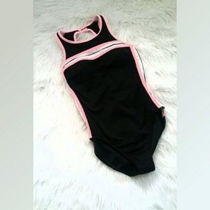 Miraclesuit Racer Back One Piece Bathing Suit